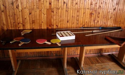 База отдыха «Лесогорская»