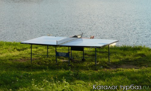 База отдыха «Лесное озеро»