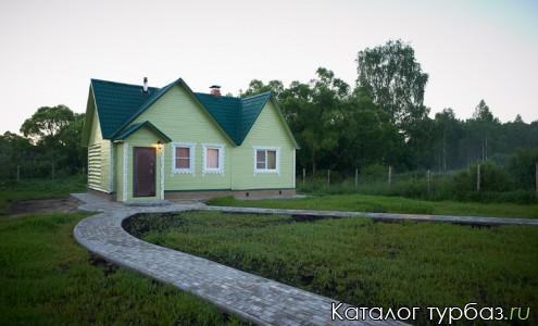 База отдыха «Лунево»