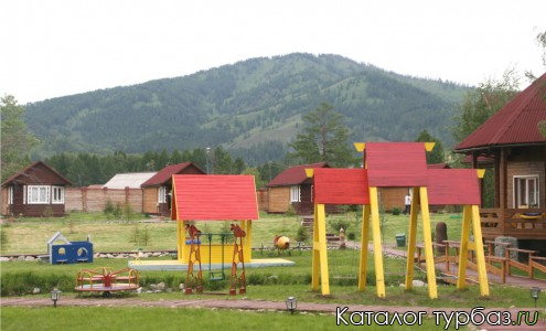 База отдыха «Заимка Казма»