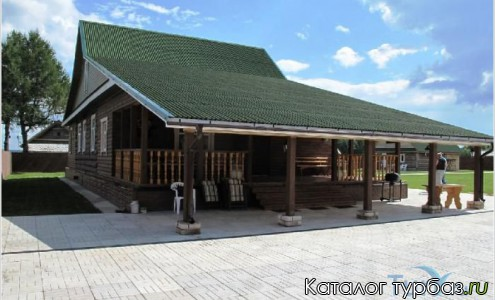База отдыха «Барсуково»