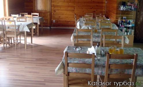 База отдыха «Озеро Парное»