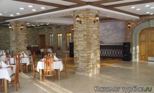 Парк-отель «Дубрава»