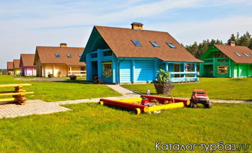 База отдыха «ЮхновГрад»