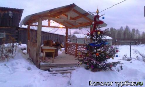 База отдыха «Сибирская кадриль»