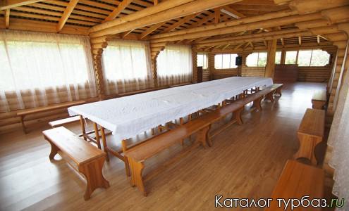 База отдыха «Тунгус»