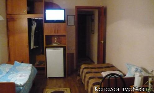 База отдыха «Кудепста»