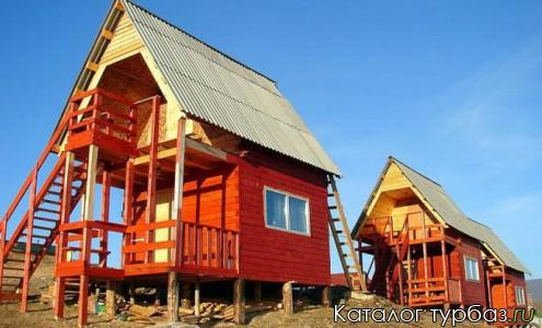 База отдыха «Ковчег Байкала»