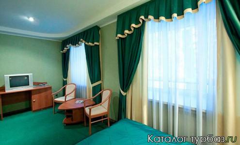 База отдыха «Царские палаты»