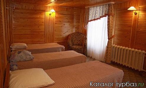 База отдыха «Омшаник»