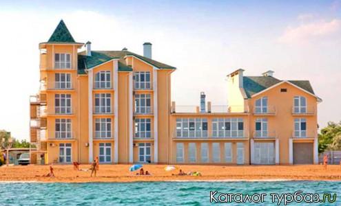 База отдыха «Золотой пляж»