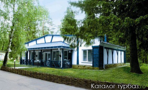 Загородный клуб отдыха «Узола»