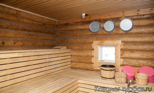Баня для гостей (Бесплатно)