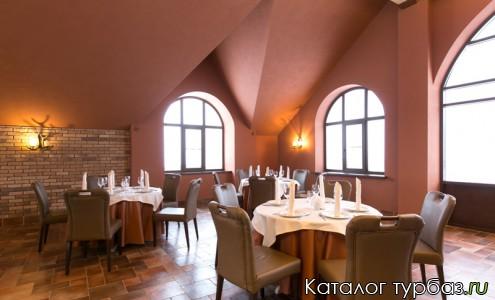 """Ресторан """"Господин Бугров"""" 2 этаж"""