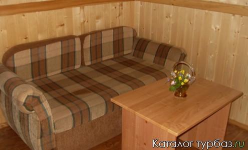 База отдыха «Кошкин дом»