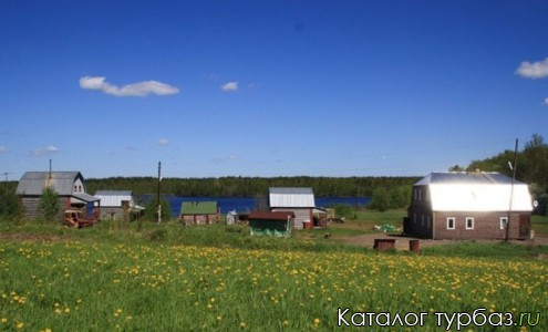 База отдыха «Кохтусельга»