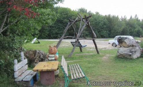 База отдыха «Лесная поляна»