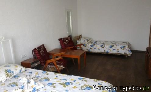 3 спальный номер