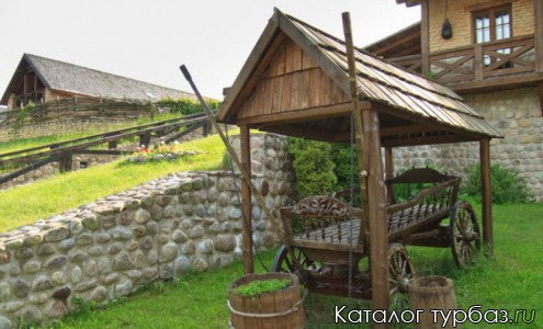 Загородный комплекс «Старая мельница»