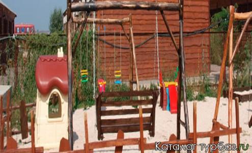 База отдыха «Азов-Люкс»