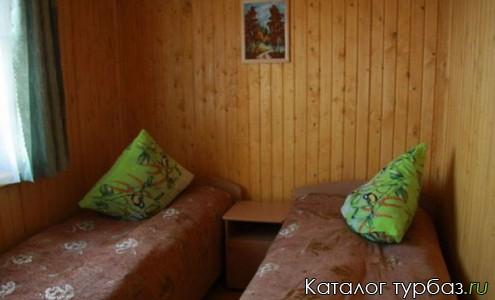 База отдыха «Уральская вотчина»