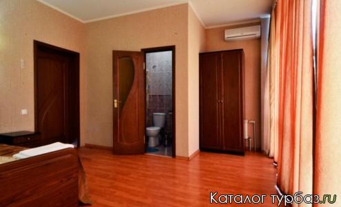 2-х местный гостиничный номер