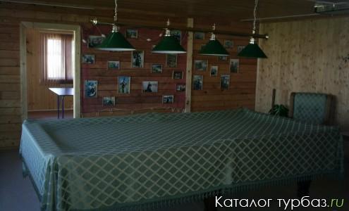 Туристическая база «Рыбачий хутор»