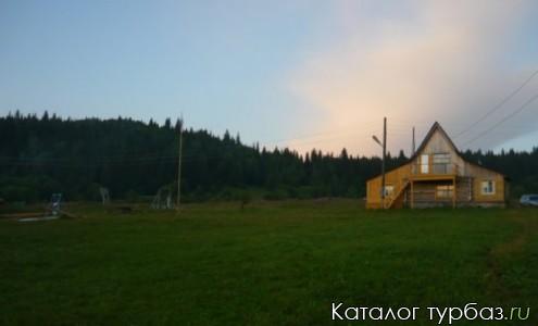 База отдыха «Усть-Койва»