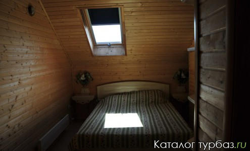 Мансардная комната в плавдоме