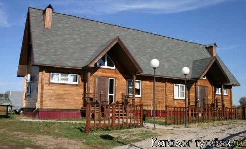 Рыбацкая Деревня Трехречье