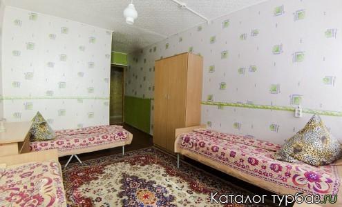 База отдыха «Республика Гайдар»
