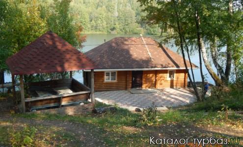 Дом с русской баней