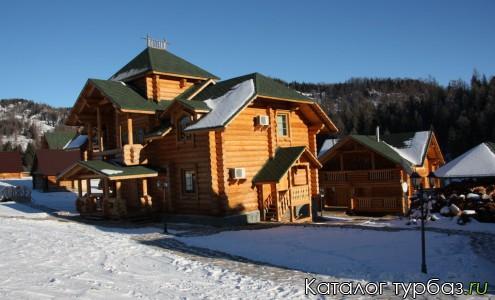 Туристическая база «Медвежья гора»