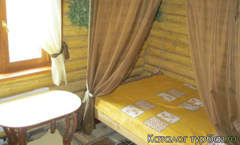 База отдыха «Баня на диване»