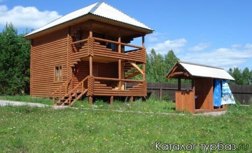 База отдыха «Даурское»