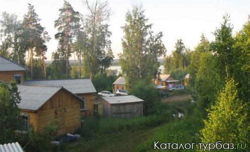 База отдыха «Озеро Боровое»