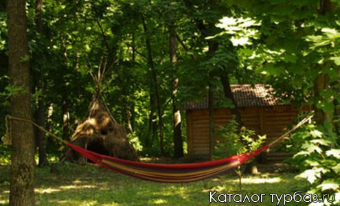 Туркомплекс «Лесной хутор на гранях»
