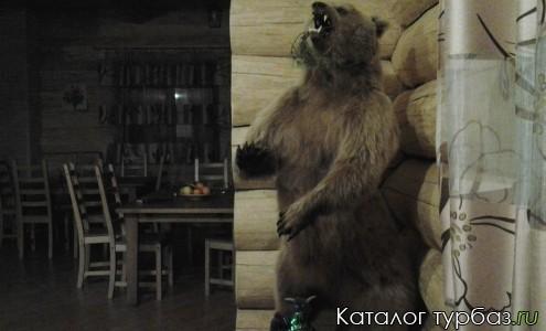 Гостевой двор Три медведя