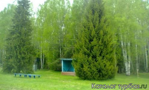 База отдыха «Сибирянка»