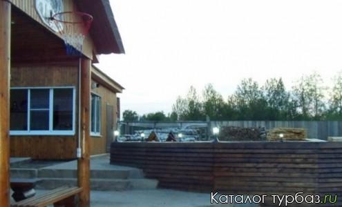 База отдыха «Каринский перевоз»