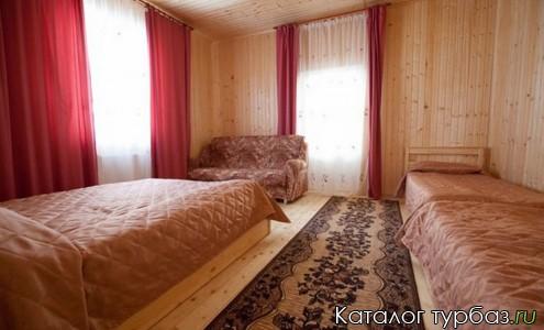 База отдыха «Поместье озера Сиркоярви»