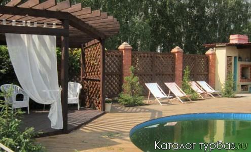 База отдыха «Дымская дача»