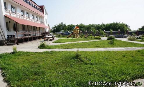Туристический комплекс «Аквамарин»