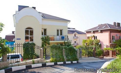 Гостевой дом «Дивное море»