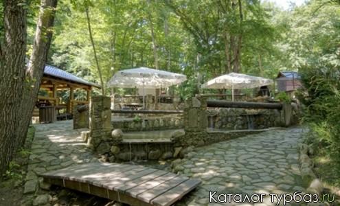 База отдыха «Холодный ручей»