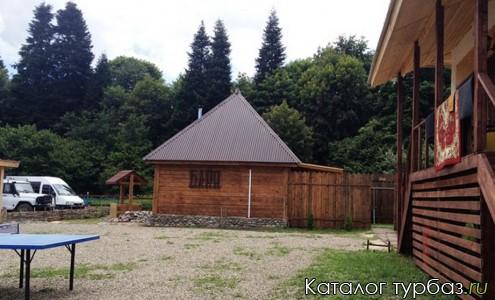 База отдыха «Колхидские ворота»
