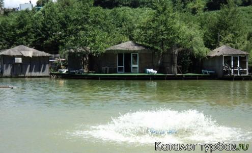 База отдыха «Ачигварское озеро»