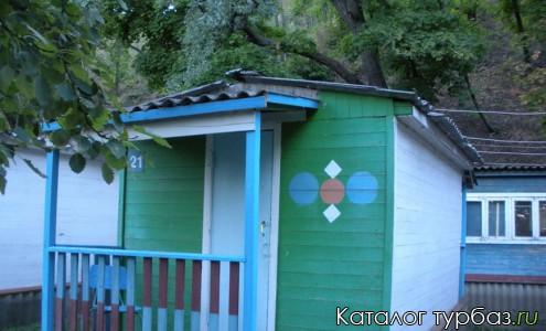 Турбаза «На Волге в Усть-Курдюме»