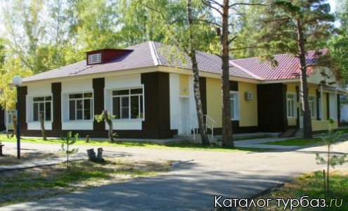 База отдыха им. Д. М. Карбышева