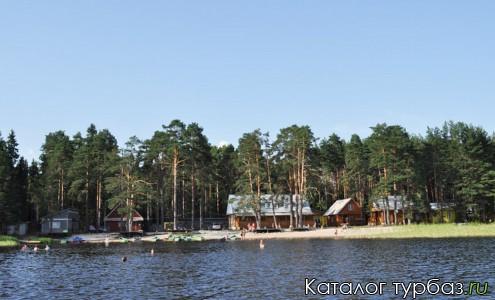 База отдыха «Жуковская»